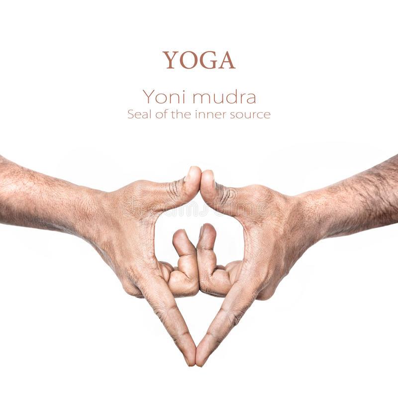 yoni mudra images